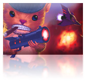 Mighty Rodent Shooting Game