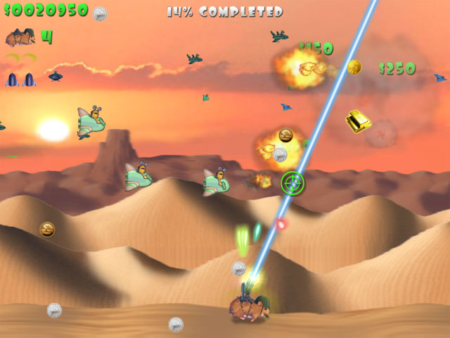Click to view Mighty Rodent 1.3 screenshot