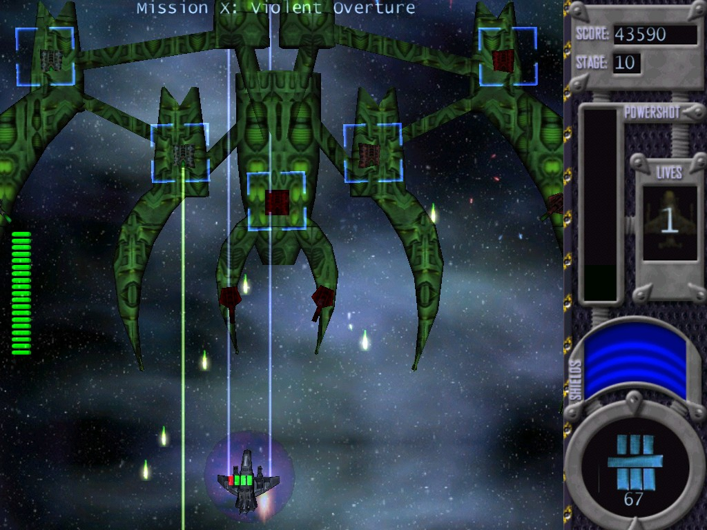 Click to view Xeno Assault II 1.3 screenshot